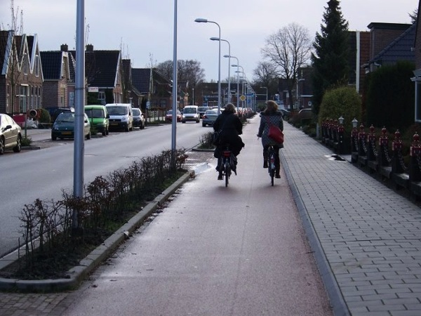CycleTrack Amsterdam